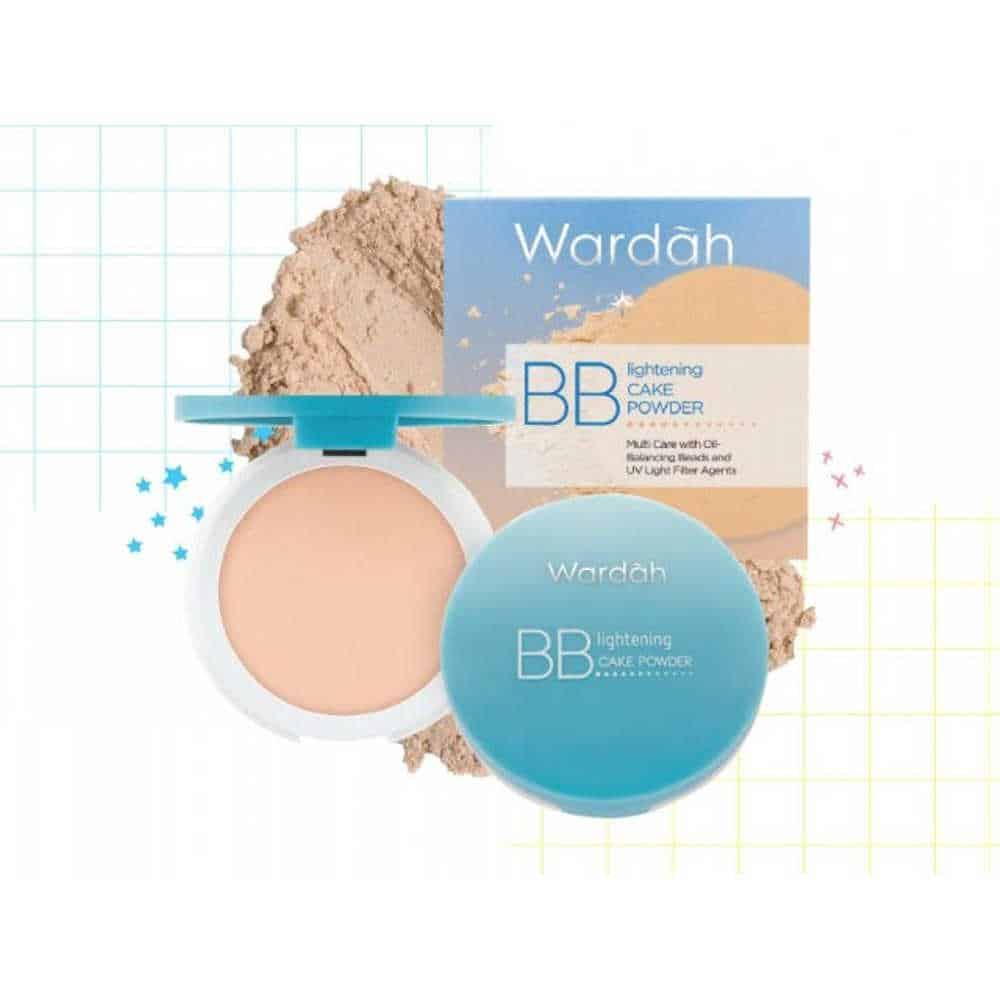 BB Lightening Cake Powder