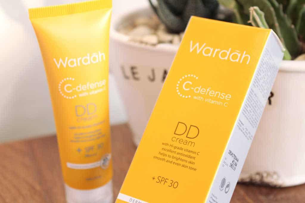 Wardah C Defense DD Cream