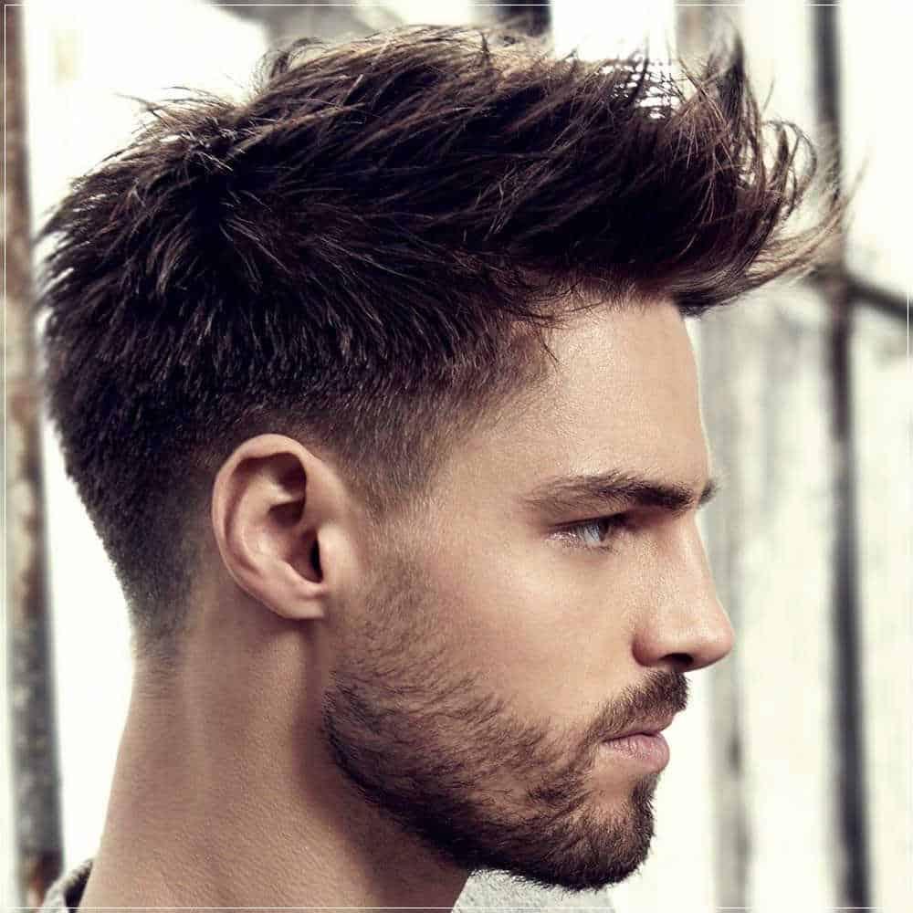 15 Inspirasi Model Rambut Pria Terbaru Oktober 2020 Syarah Id