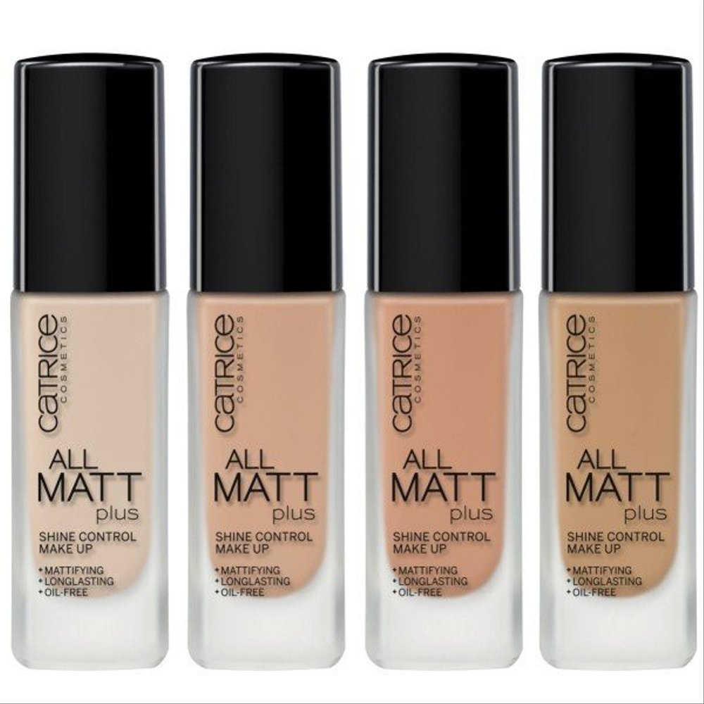 Catrice All Matt Plus - Shine Control Make Up