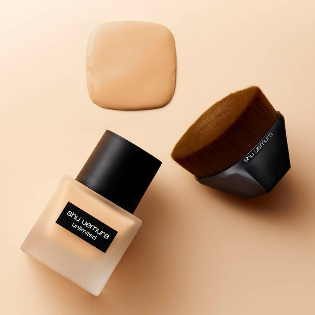 Shu Uemura Unlimited Breathable Lasting Foundation