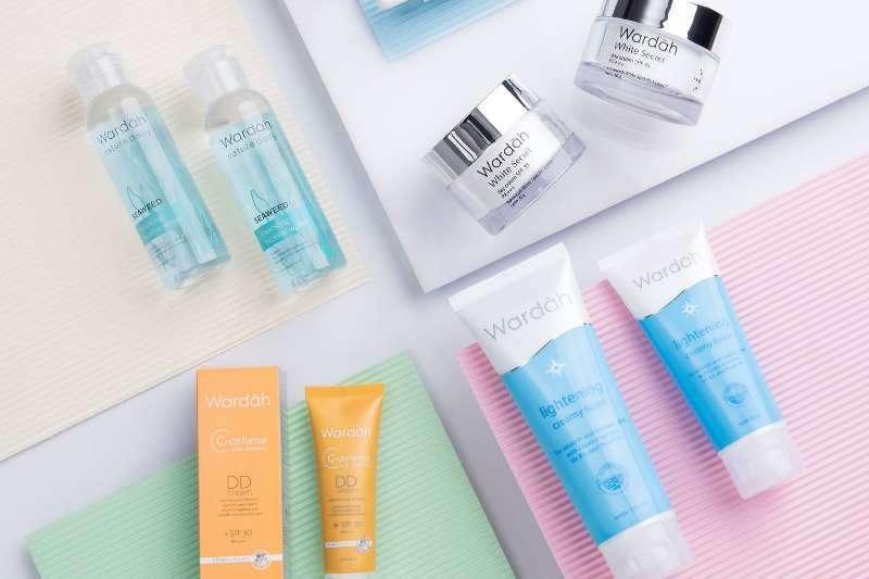 rekomendasi skincare wardah untuk kulit kering