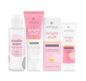 Rangkaian Emina Bright Stuff