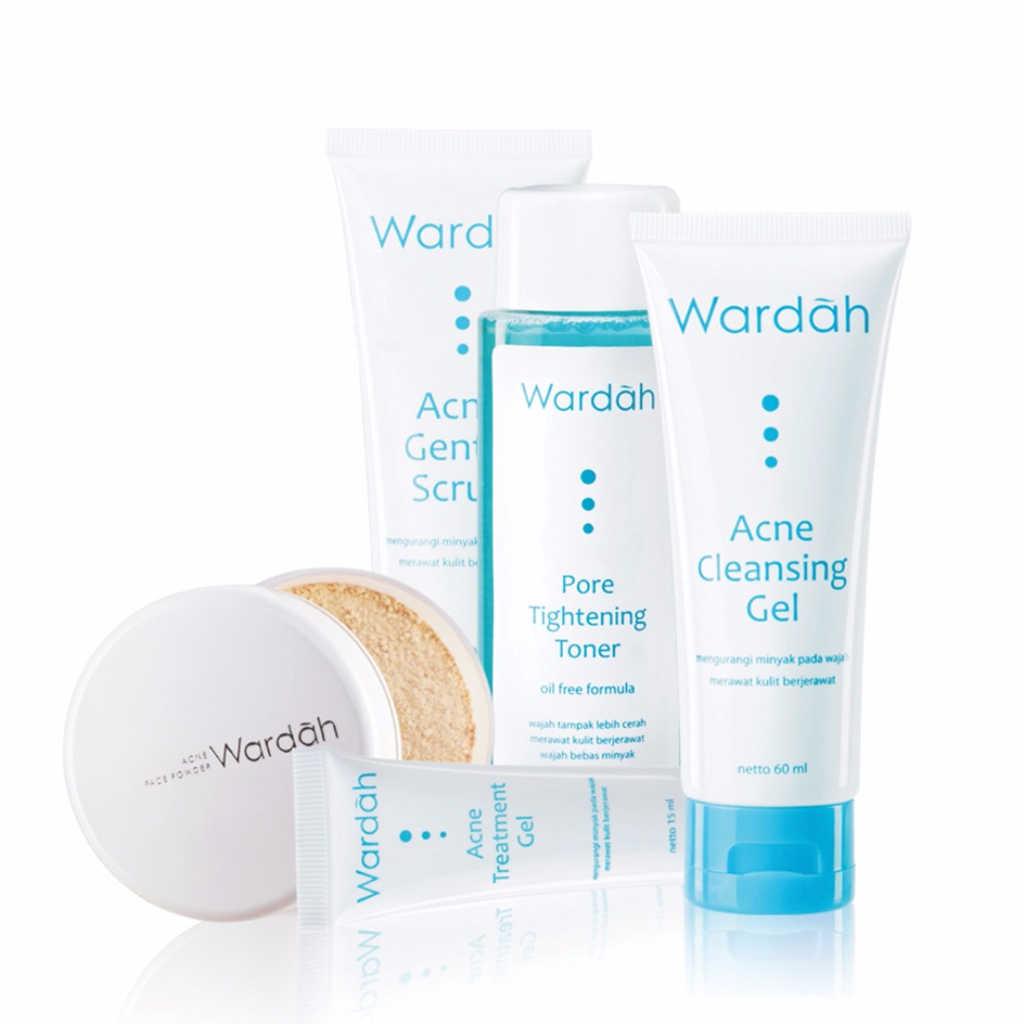 Wardah Acne Series