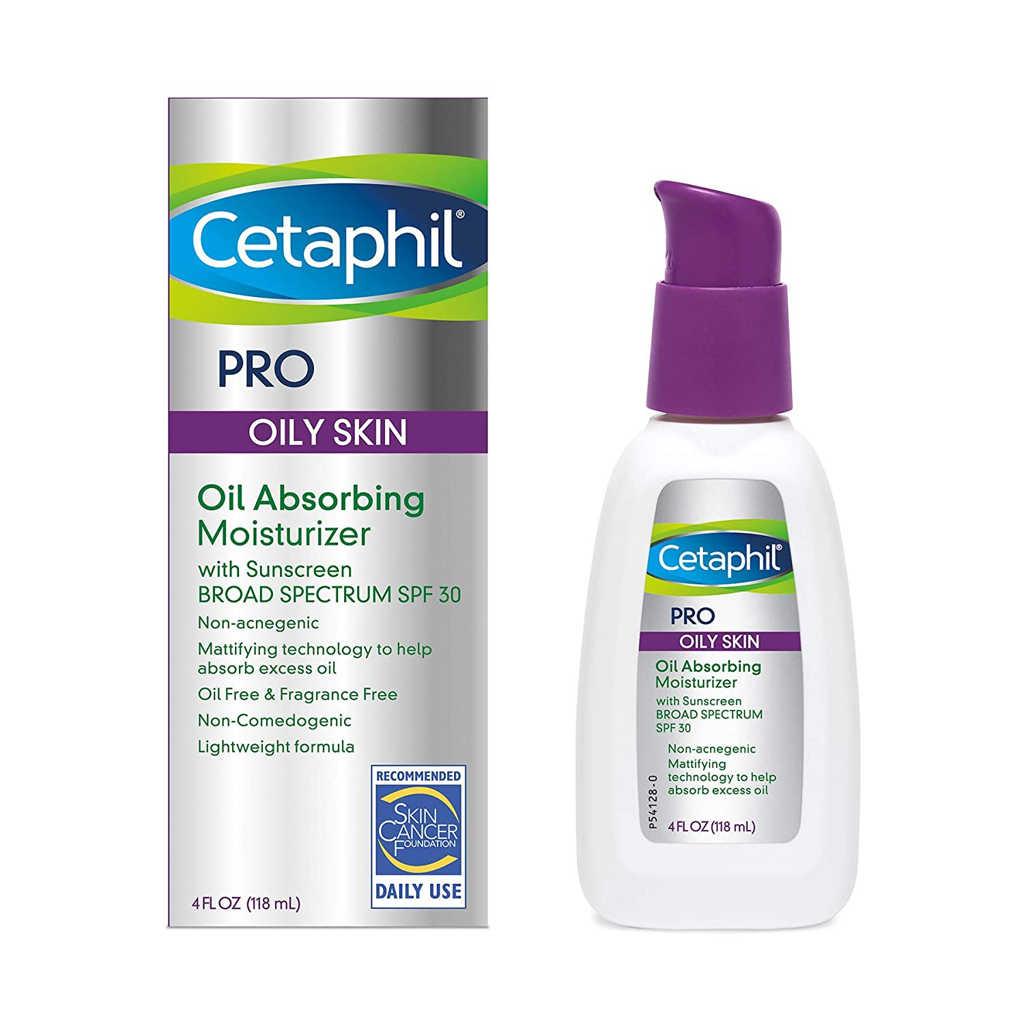 Cetaphil Dermacontrol Pro Oil Absorbing Moisturizer SPF 30