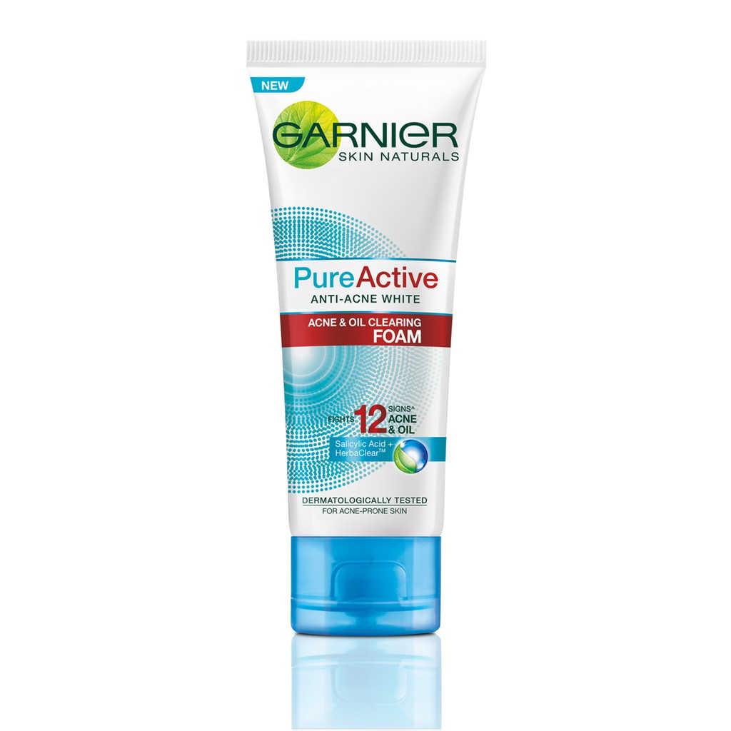 Garnier Pure Active Anti Acne & Oil Clearing Foam