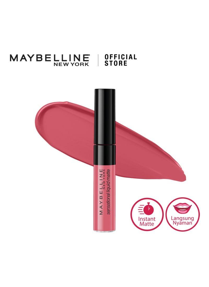 Maybelline Sensational Liquid Matte 04 Easy Berry