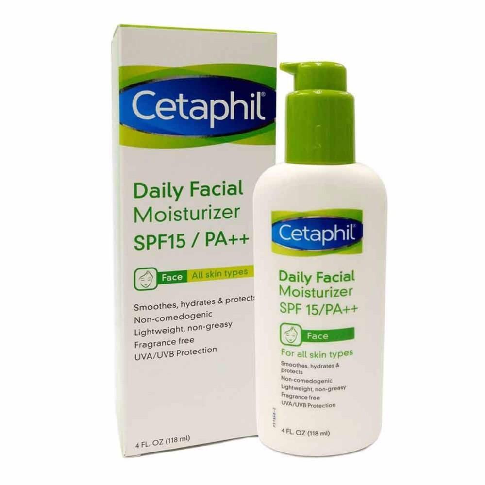 Cetaphil Daily Facial Moisturizer Spf 15 Pa