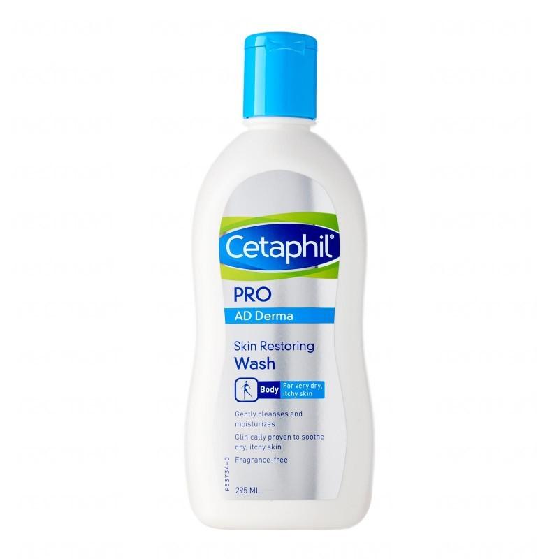 Cetaphil Pro Ad Derma Skin Restoring Wash