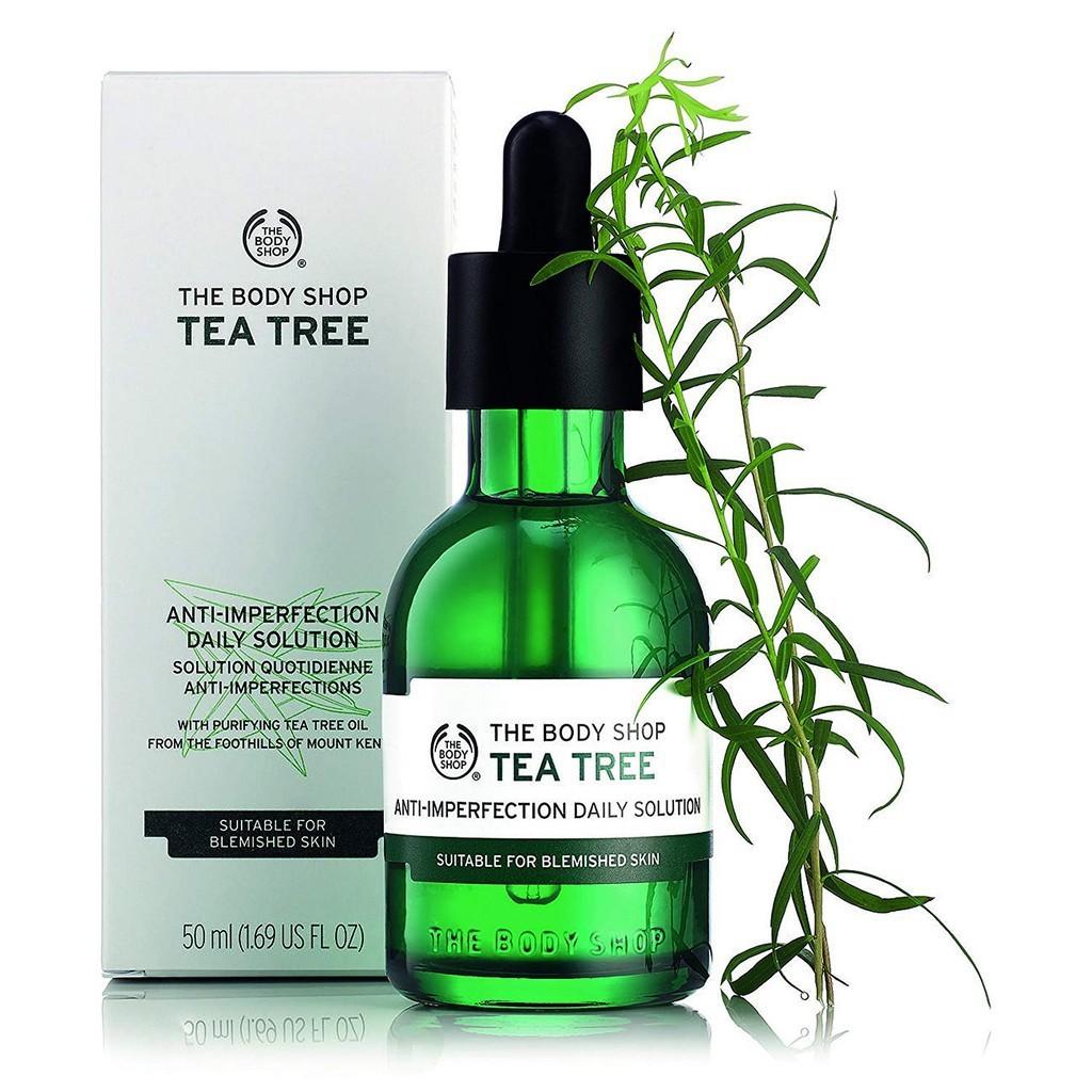 The Body Shop Tea Tree Daily Solution Serum