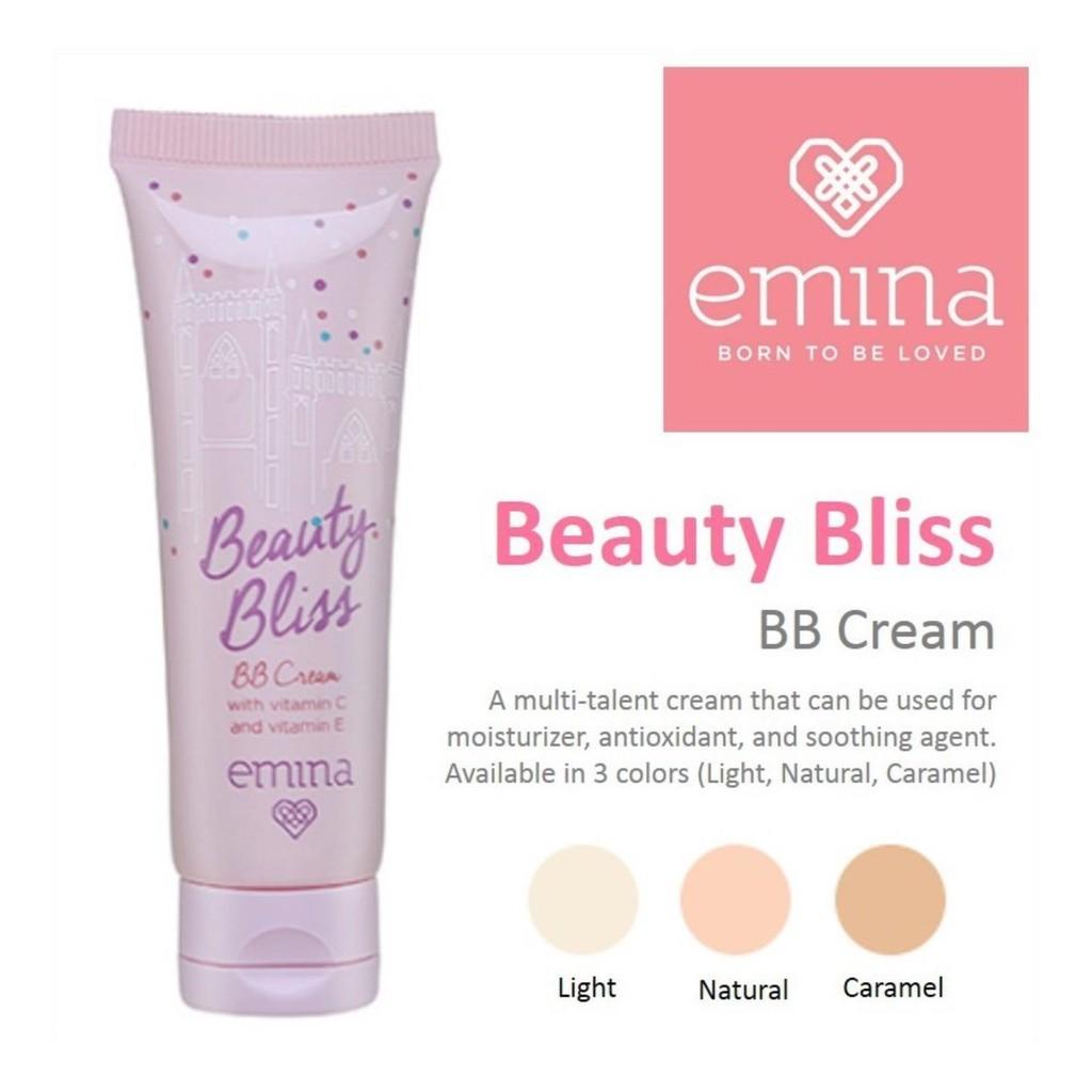 Emina Beauty Bliss Bb Cream Shade